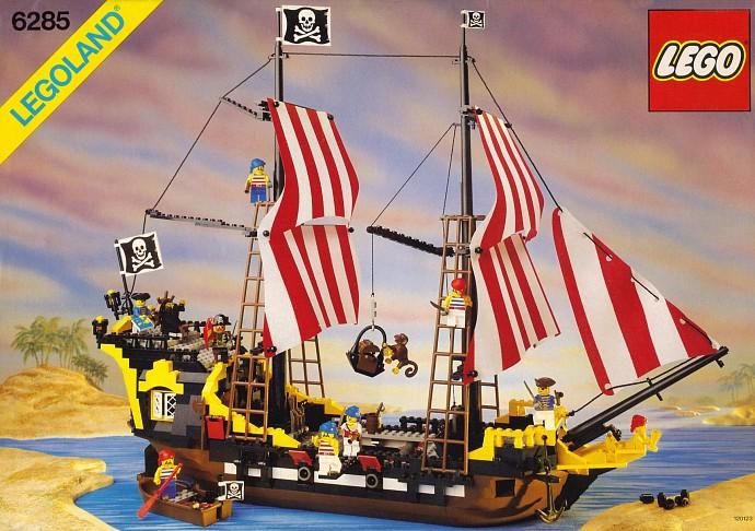 6285 Black Seas Barracuda