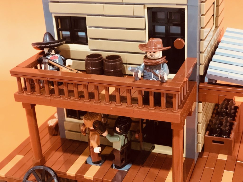 Wild West Kinetic Modular - LEGO Ideas
