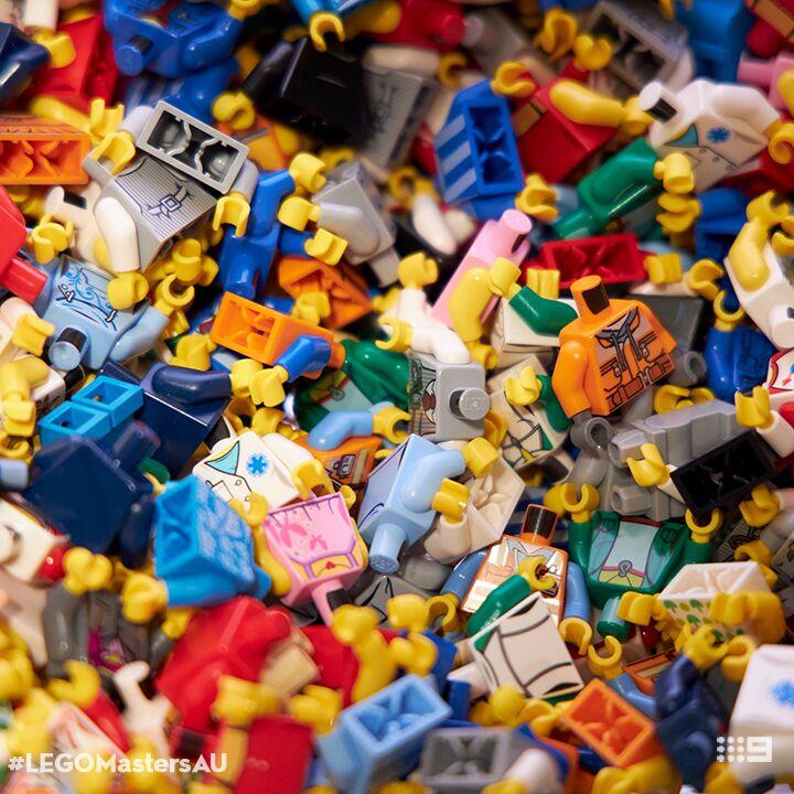 LEGO Masters - Minifigures