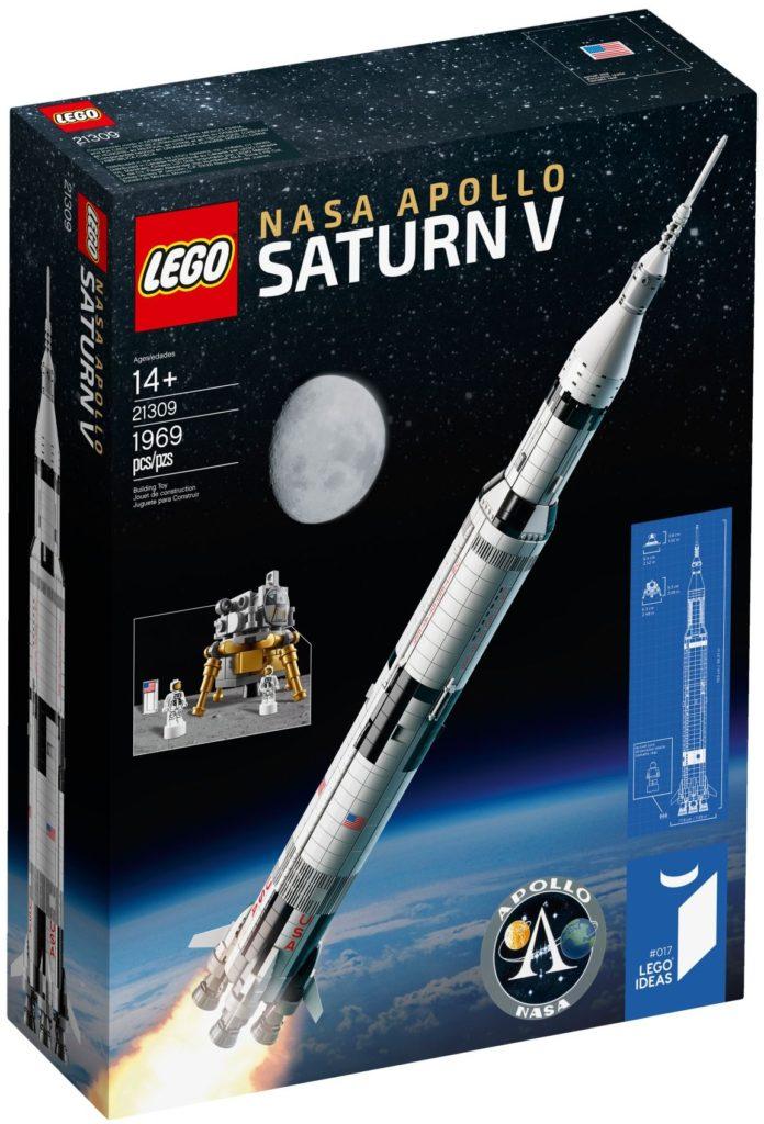 21309 Saturn V
