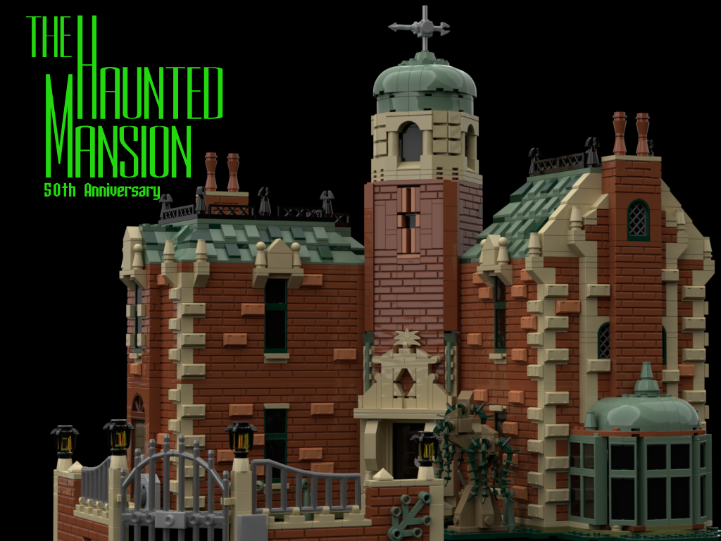 The Haunted Mansion - GoodOlPrince