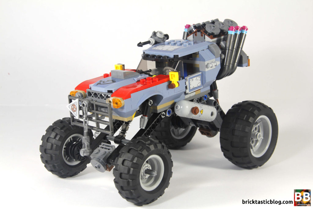 70829 Emmet and Lucy's Escape Buggy