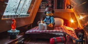 Cozy LEGO - architeclego
