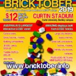 Bricktober Perth 2019 Flyer