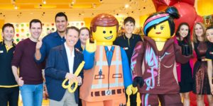 Broadway LEGO Store