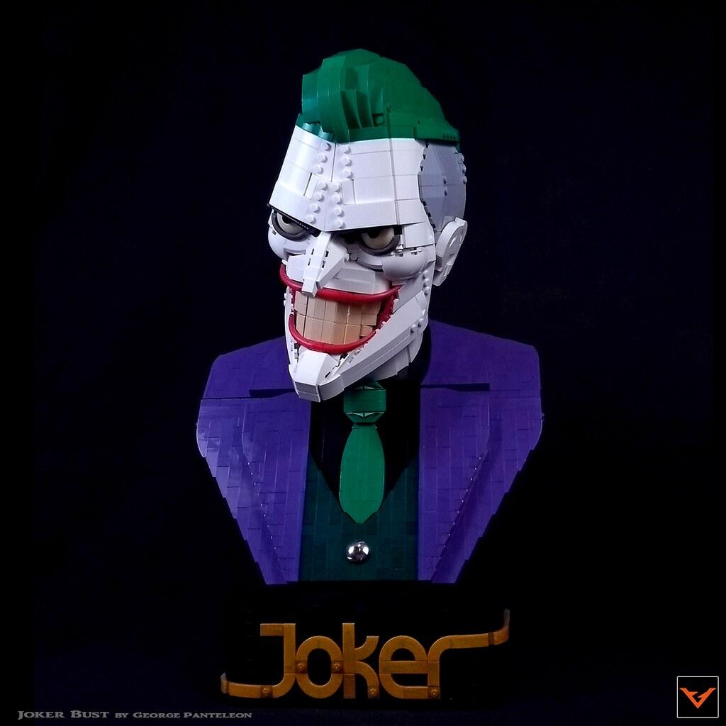 Joker Bust - ZetoVince