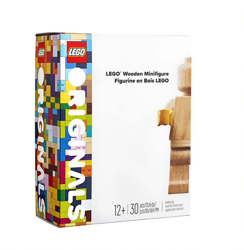 LEGO Originals Wooden Minifigure