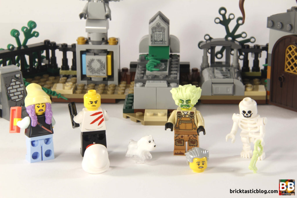 70420 Graveyard Mystery