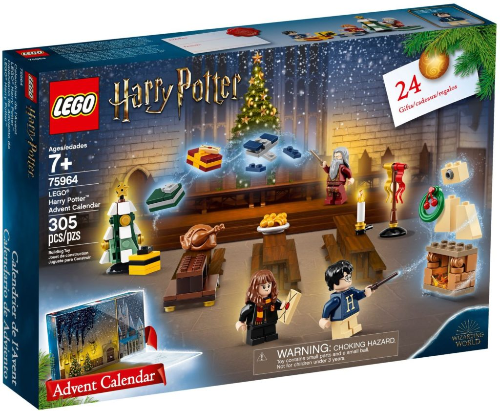 75964 Harry Potter Advent Calendar