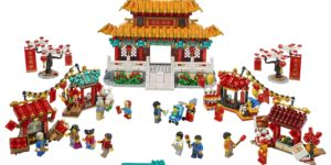 80105 - Chinese New Year Temple Fair