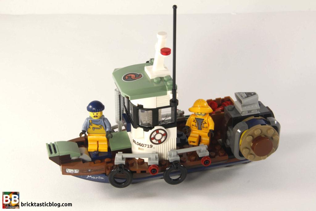 70419 Wrecked Shrimp Boat