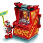 ninjago arcade capsules