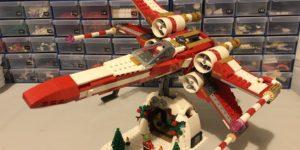 4002019 Yuletide Squadron Xmas-Wing
