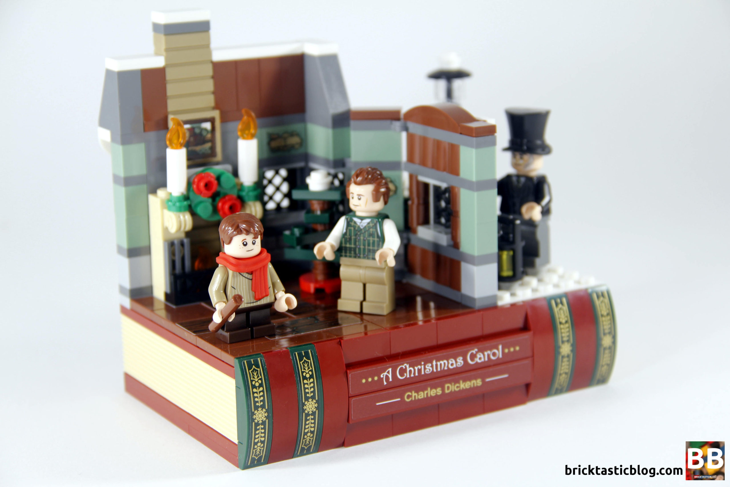 Checking Out 40410 Charles Dickens Tribute Bricktasticblog An Australian Lego Blog